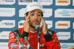 Persconferentie, tweede Lucas di Grassi, ABT Schaeffler Audi Sport