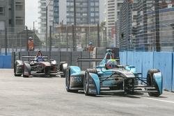 Oliver Turvey, NEXTEV TCR Formula E Team and Stéphane Sarrazin, Venturi Formula E Team