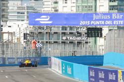 Sébastien Buemi, Renault e.Dams takes the win