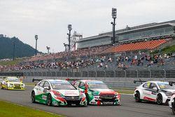 加布里埃尔莱·塔奎尼,本田Civic WTCC, 本田JAS车队