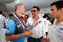 François Ribeiro, Eurosport Events Motorsport COO;阿兰·文奴
