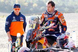 #14 KTM : Matthias Walkner