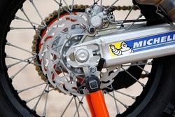 KTM 450 Rally 细节