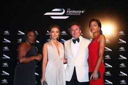 Alejandro Agag, CEO Formula E with chaming company