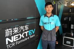 Da Sheng Zhang, NextEV TCR