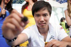 Ma Qing Hua, Citroën World Touring Car team