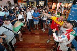 Tom Coronel, ROAL Motorsport und Tiago Monteiro, Honda Racing Team JAS