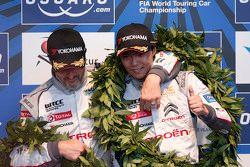 Ma Qing Hua, Citroën World Touring Car team,Yvan Muller, Citroën