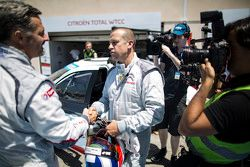 Oliver Panis, Citroën C-Elysee WTCC, Citroën World Touring Car team