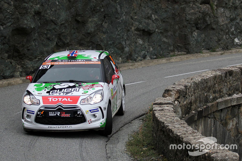 Ole Christian Veiby and Anders Jäger, Citroën DS4