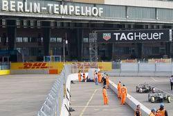 ePrix di Berlino, pista
