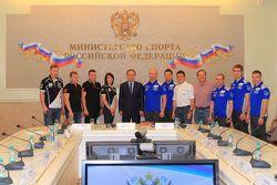 Виталий Мутко с участниками встречи