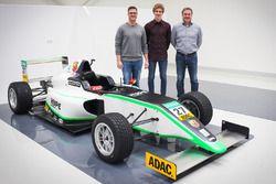 Ralf Schumacher, Louis Gachot, Gerhard Unger