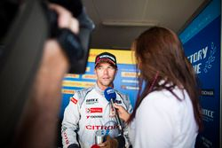 Ganador de la pole Sébastien Loeb, Citroën C-Elysee WTCC, Citroën World Touring Car team