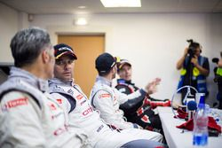 Conferencia de prensa: Sébastien Loeb, Citroën C-Elysee WTCC, Citroën World Touring Car team