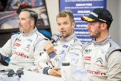 Press conference: Sébastien Loeb, Citroën C-Elysee WTCC, Citroën World Touring Car team
