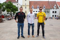 Норберт Михелиц, Honda Civic WTCC, Zengo Motorsport, Матё Хомола, Chevrolet RML Cruze TC1, Campos Ra