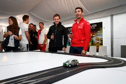 José María López, Citroën C-Elysee WTCC, Citroën World Touring Car team y Nestor Girolami, Honda Civ