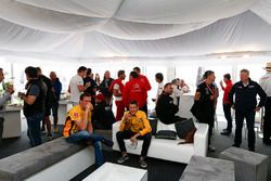 Nicky Catsburg, Lada Vesta WTCC, Lada Sport Rosneft y Jaap van Lagen, Lada Vesta WTCC, Lada Sport Ro