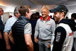 Gabriele Tarquini, Honda Civic WTCC, Honda Racing Team JAS und Tiago Monteiro, Honda Civic WTCC, Hon