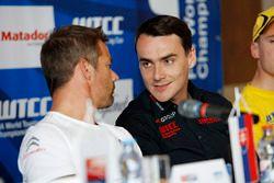 Conferencia de prensa: Norbert Michelisz, Honda Civic WTCC, Zengo Motorsport y Sébastien Loeb, Citro