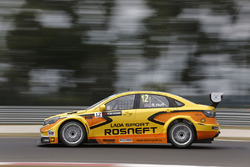 Роб Хафф, Lada Vesta WTCC, Lada Sport Rosneft