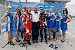 Норберт Михелиц, Honda Civic WTCC, Zengo Motorsport и Матё Хомола, Chevrolet RML Cruze TC1, Campos Racing
