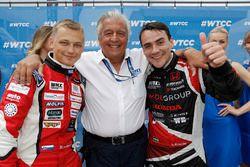 Норберт Михелиц, Honda Civic WTCC, Zengo Motorsport и Матё Хомола, Chevrolet RML Cruze TC1, Campos R
