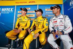 Jaap van Lagen, Lada Vesta WTCC, Lada Sport Rosneft, Rob Huff, Lada Vesta WTCC, Lada Sport Rosneft a