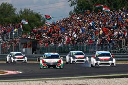 Sébastien Loeb, Citroën C-Elysee WTCC, Citroën World Touring Car team y Sébastien Loeb, Citroën C-El