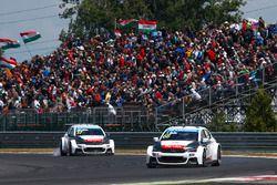 Yvan Muller, Citroën C-Elysee WTCC, Citroën World Touring Car Takımı ve Jose Maria Lopez, Citroën C-