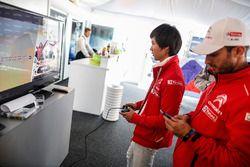 Ma Qing Hua, Citroën C-Elysée WTCC, Citroën World Touring Car team