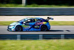 里卡德·瑞德尔,本田Civic WTCC, 尼卡国际车队
