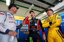 Tom Chilton, Chevrolet RML Cruze TC1, ROAL Motorsport, Rob Huff, Lada Vesta WTCC, Lada Sport Rosneft, Yvan Muller, Citroën C-Elysee WTCC, Citroën World Touring Car team