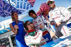 Tiago Monteiro, Honda Civic WTCC, Honda Racing Team JAS, Ma Qing Hua, Citroën C-Elysée WTCC, Citroën