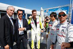 François Ribeiro, Eurosport Events Motorsport Direktor, Hugo Valente, Chevrolet RML Cruze TC1, Campo