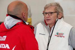 William De Braekeleer, Honda Motorsport Manager