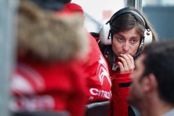 Claire Magnant, Citroën World Touring Car team