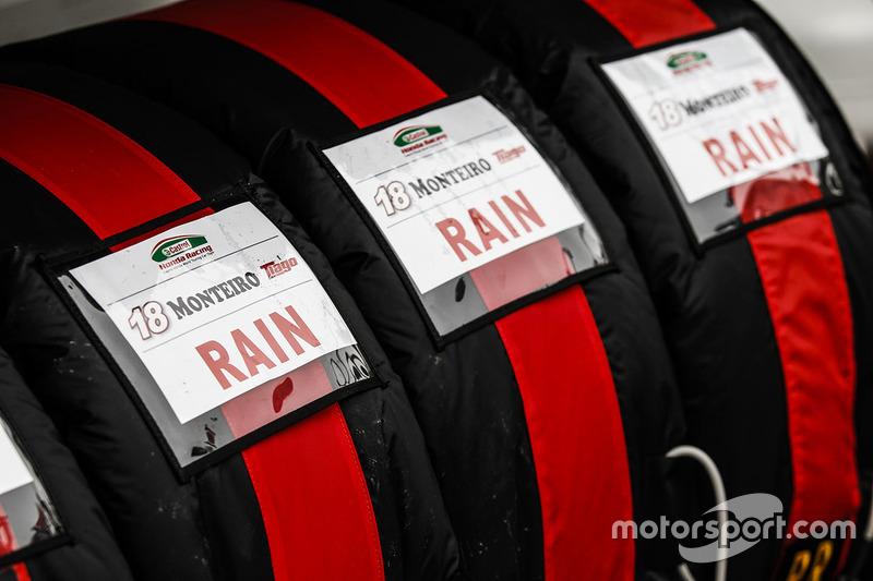 Ban Tiago Monteiro, Honda Civic WTCC, Honda Racing Team JAS