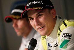 Press conference: Hugo Valente, Chevrolet RML Cruze TC1, Campos Racing