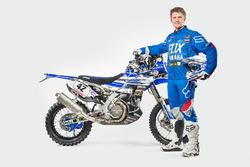 Adrien van BeAndren, Yamaha