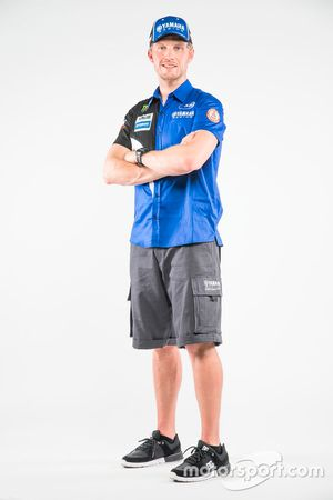 Adrien van Beveren, Yamaha