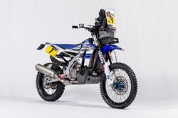 Yamaha WR450F Rally