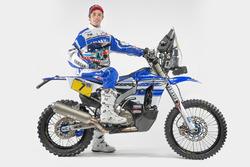 Helder Rodrigues, Yamaha