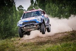 #327 Mini: Jakub Przygonski, Andrei Rudnitski