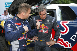 Sébastien Loeb, Carlos Sainz