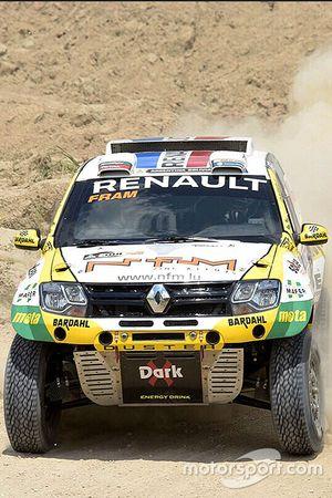#308 Renault: Christian Lavieille, Jean-Michel Polato