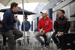 Ben Constanduros, Norbert Michelisz, Honda Civic WTCC, Zengo Motorsport, Sébastien Loeb, Citroën C-Elysee WTCC, Citroën World Touring Car team