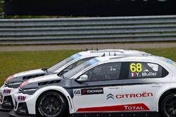 Jose Maria Lopez, Citroën C-Elysee WTCC, Citroën World Touring Car team, Yvan Muller, Citroën C-Elys