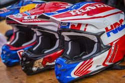 Honda-Helme